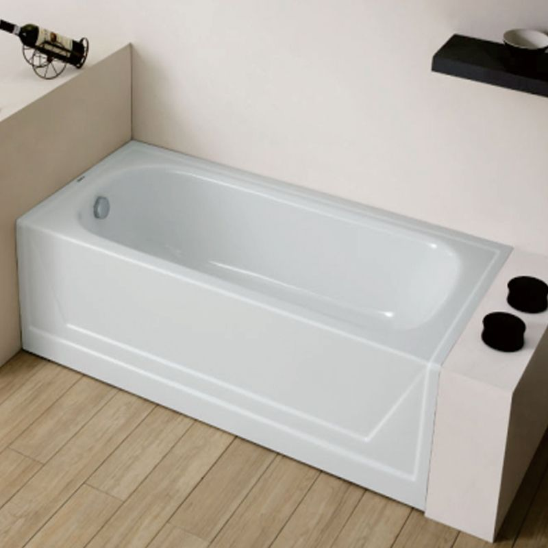 Standard Rectangular Bath Tub