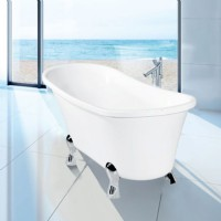 Freestanding Bath Tub with Apron