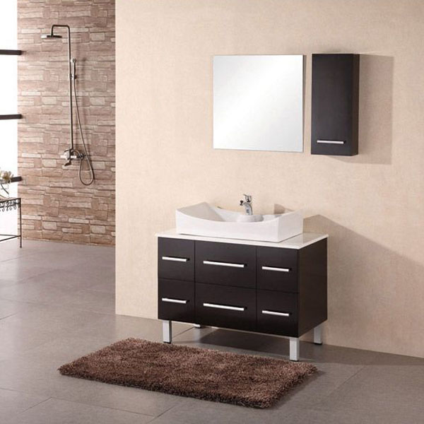Design Element Paris 36 Inch Single Sink Vanity Set