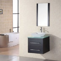 Design Element Elton 24 Inch Single Sink Vanity Set
