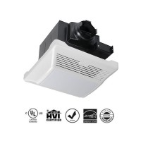 Bathroom Exhaust Fan W/ Light