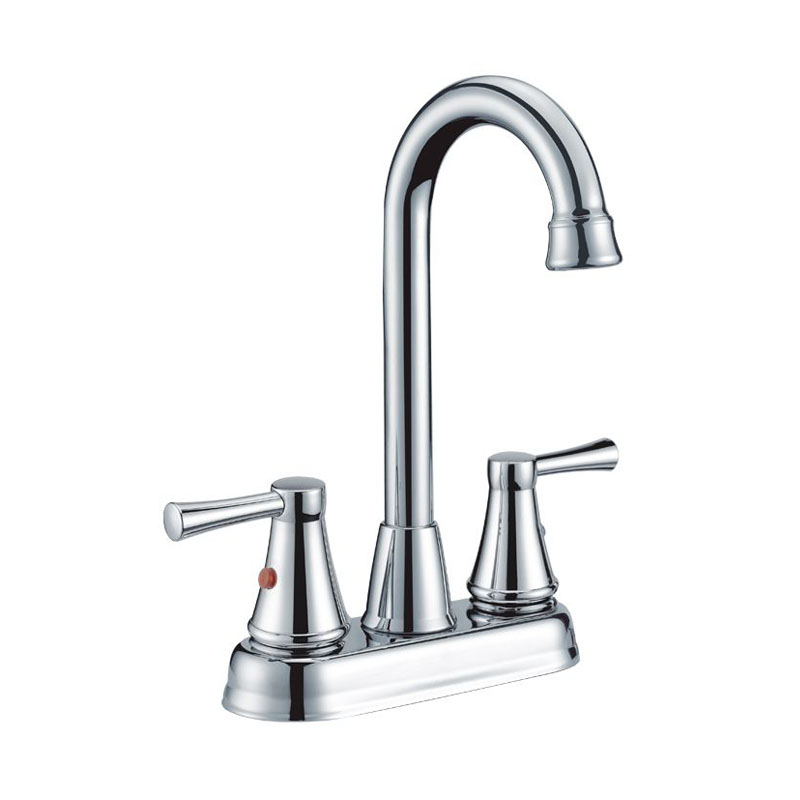 Two Handle Centerset Bar Faucet