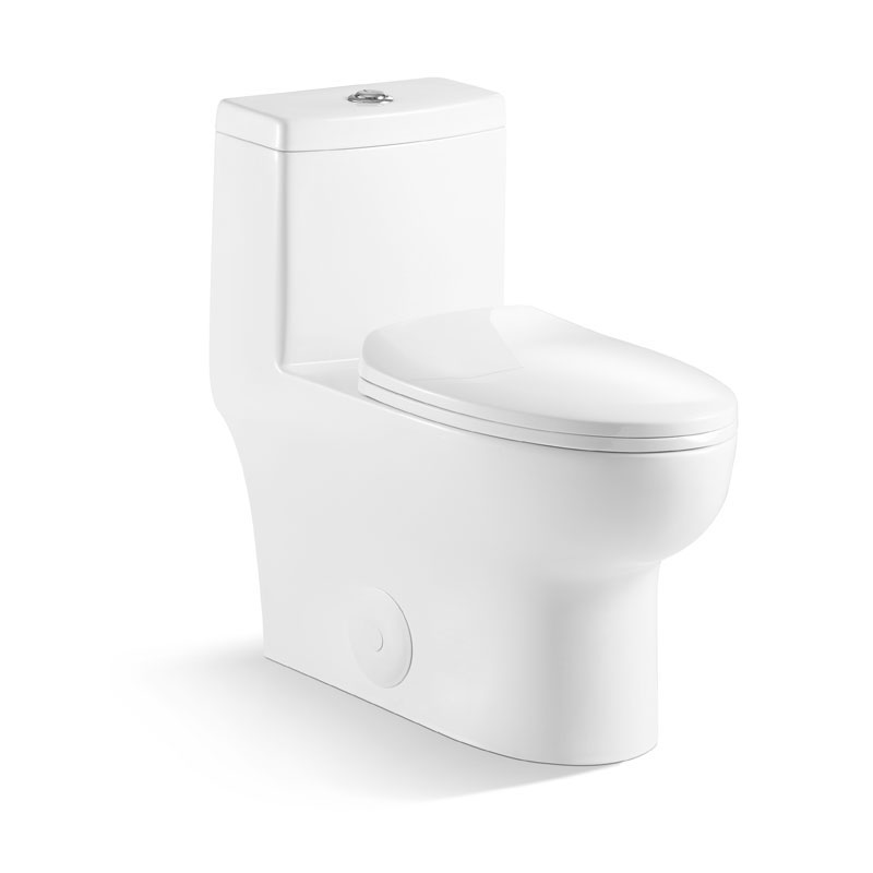 Champion Elongated Siphonic One-Piece Toilet
