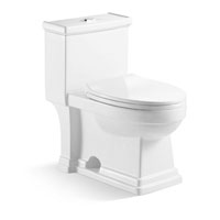 Town Square Elongated Siphonic One-Piece Toilet
