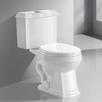 Jet-siphonic Two -piece Toilet