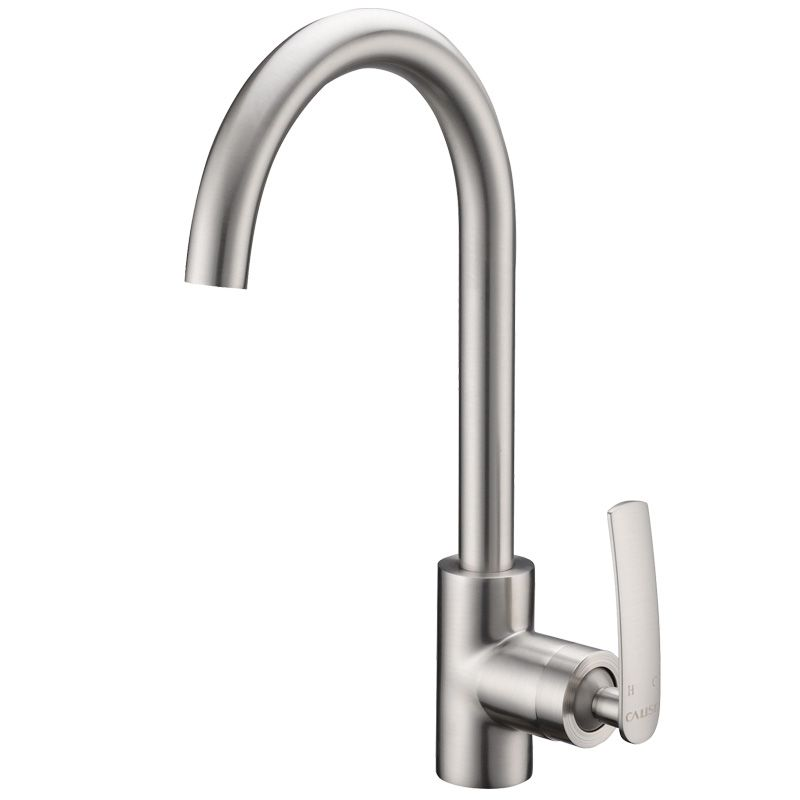 Single Handle Kitchen Faucet without Sprayer Head