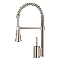 Commercial Style Kitchen Faucet