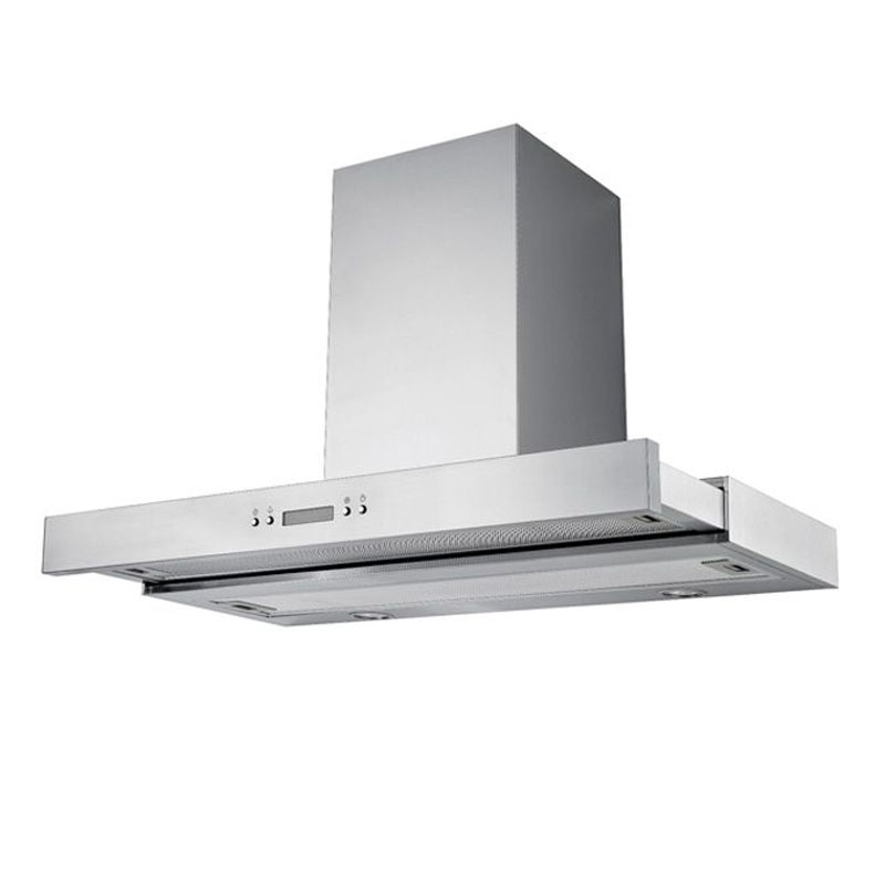 Wall Mount Range Hood w Digital Display